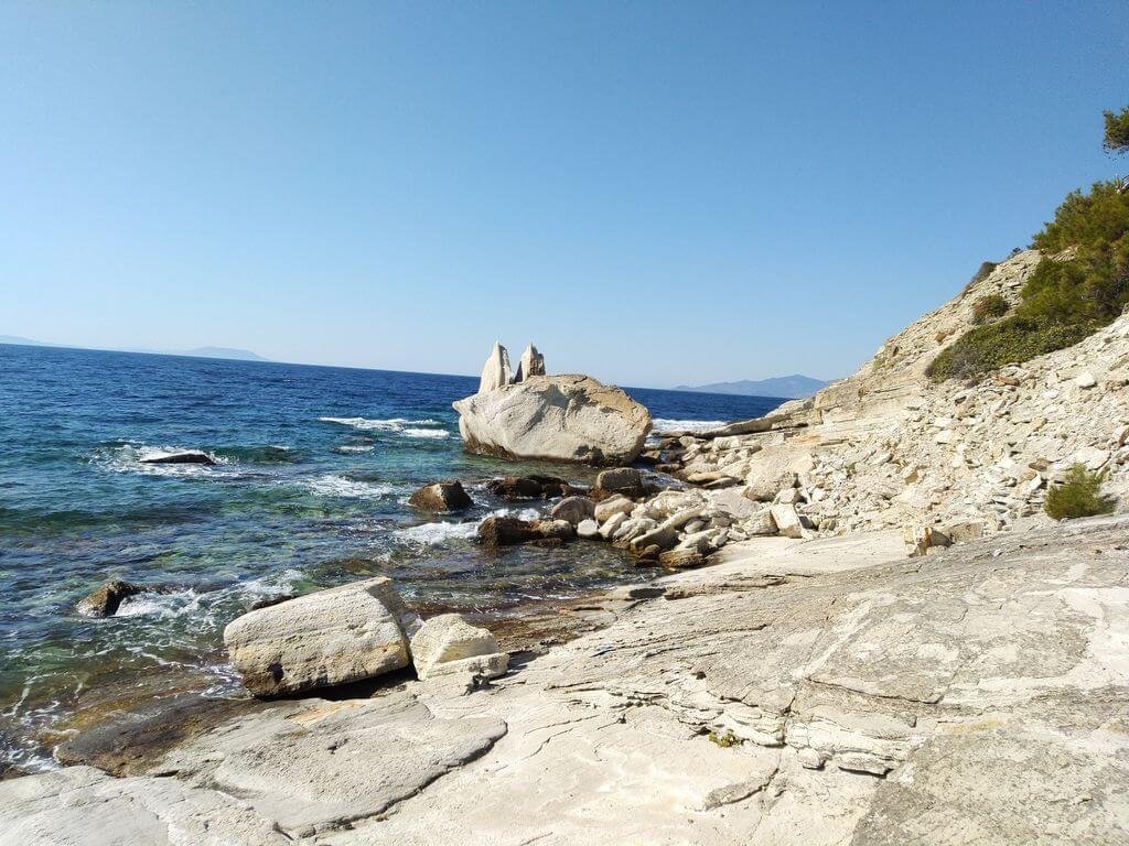 Yelken Kayalıkları Kamp Alanı