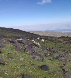 Ağrı Dağı Milli Parkı Kamp Alanı