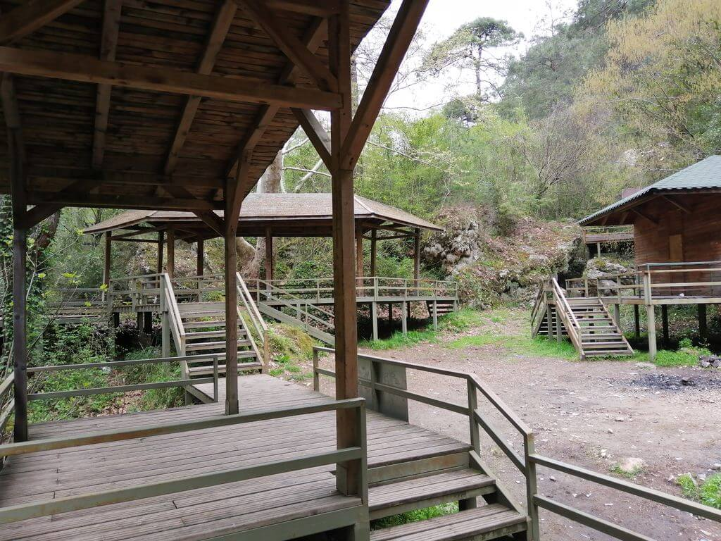 Bahçecik Kamp Alanı
