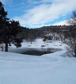 Destek Barajı Gölü Kamp Alanı