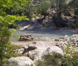 Dokuzoluk Kanyonu Kamp Alanı