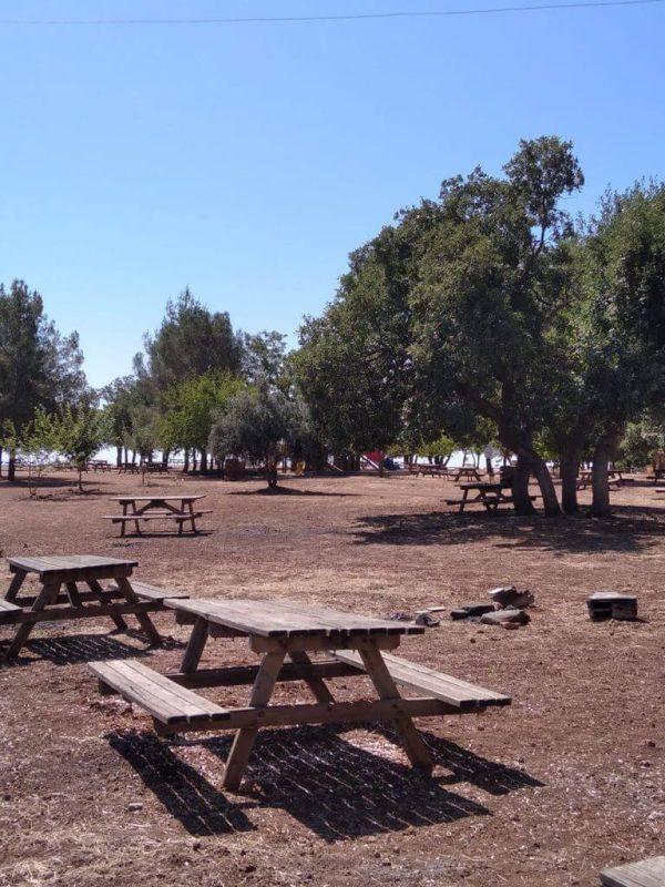 Gazihan Dede Kamp Alanı