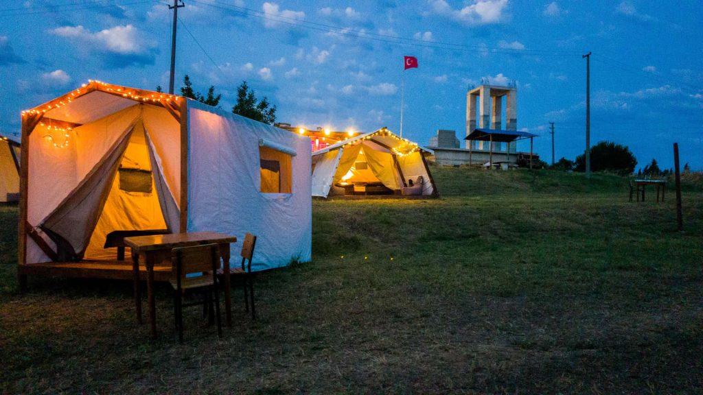 Saros Tepe Camping 1