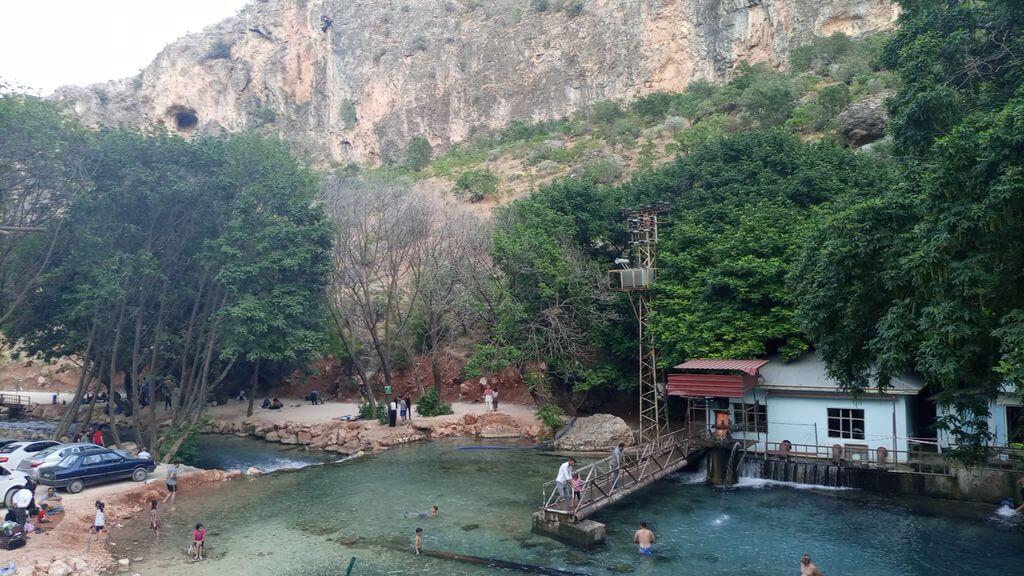 Sugözü Kamp Alanı