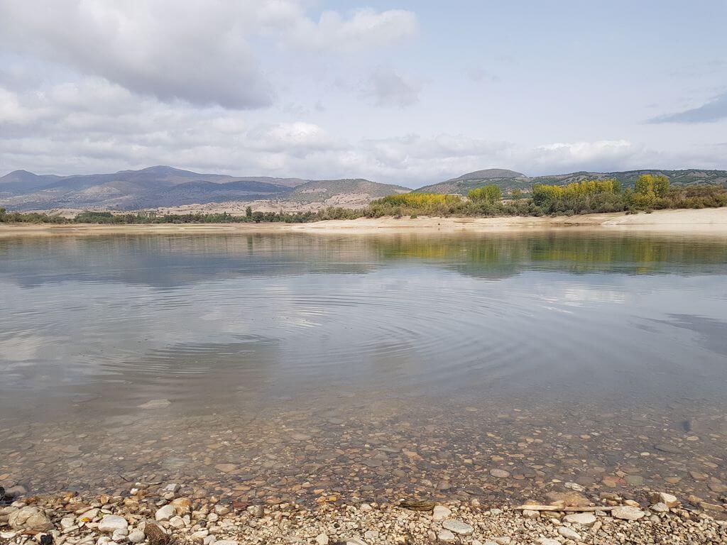 Uluköy Barajı Kamp Alanı