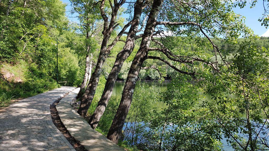 Çubuk Karagöl Tabiat Parkı Kamp Alanı