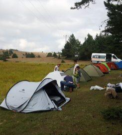 Gındıra Gölü Kamp Alanı