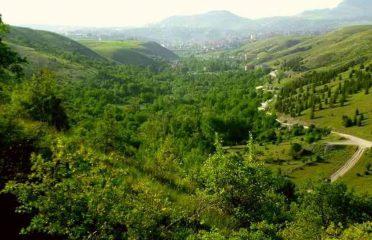 Kıbrıs Köyü Kanyonu Kamp Alanı
