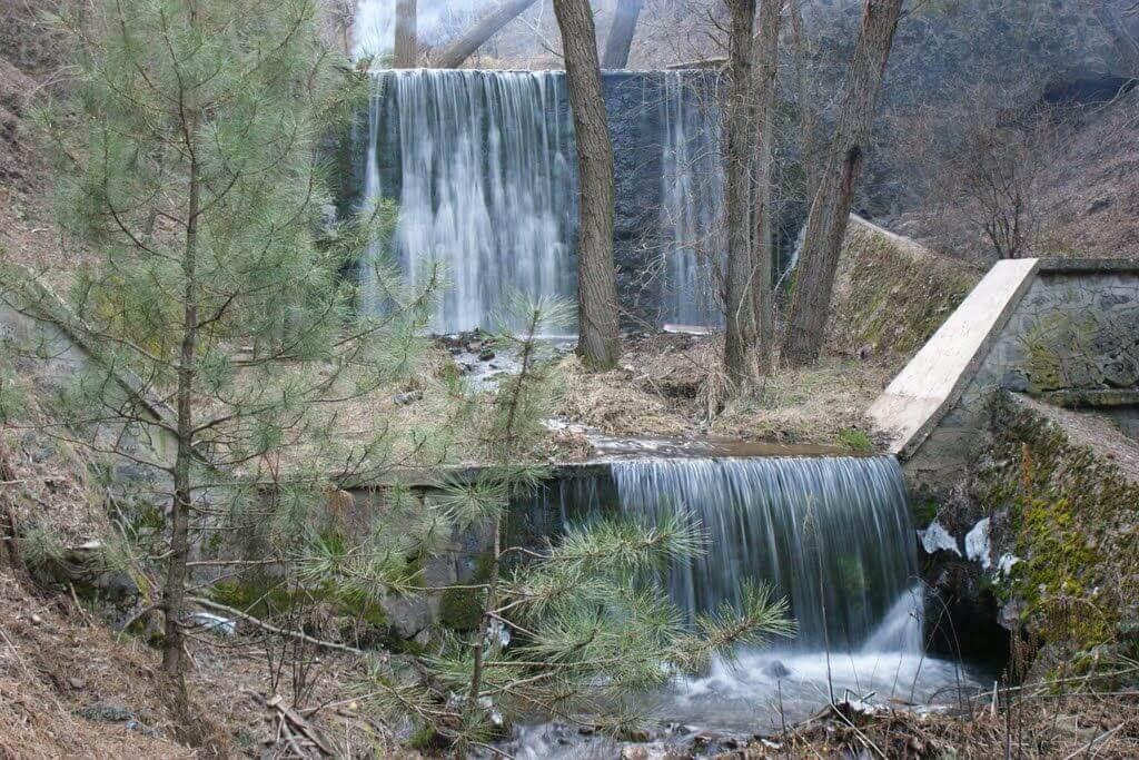 Soğuksu Milli Parkı Kamp Alanı