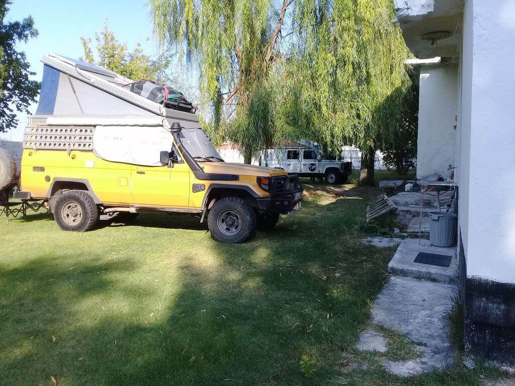 Sultanhanı Camping