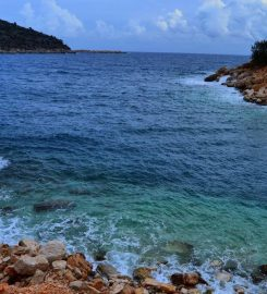 Gökliman Plajı Kamp Alanı