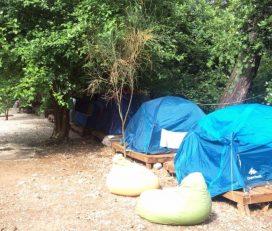 Hala'nın Yeri Kamp Alanı