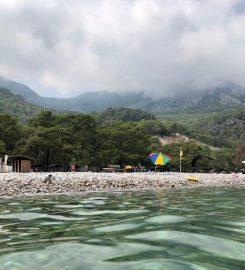 Topçam Plajı Kamp Alanı
