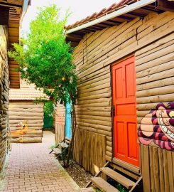 Salinas Wooden Houses
